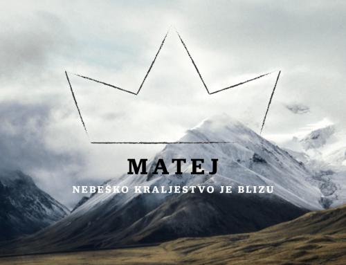 Evangelij po Mateju