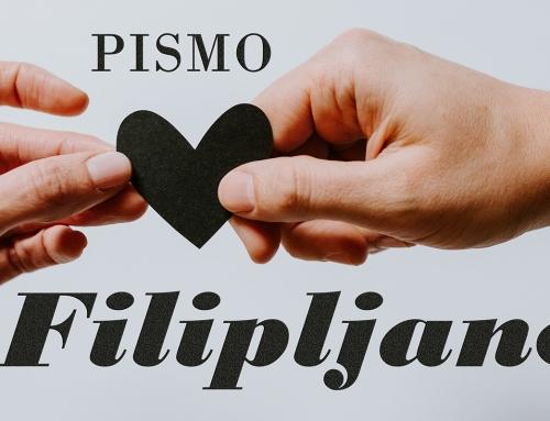 Pismo Filipljanom